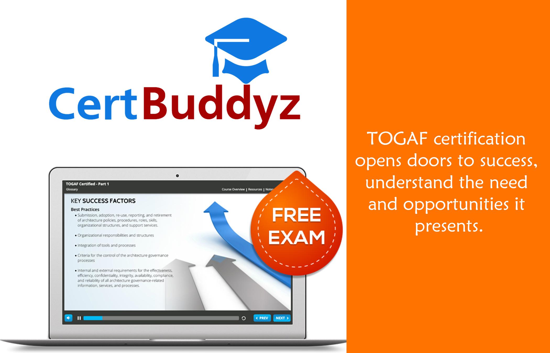 togaf certification opportunities understand presents success doors