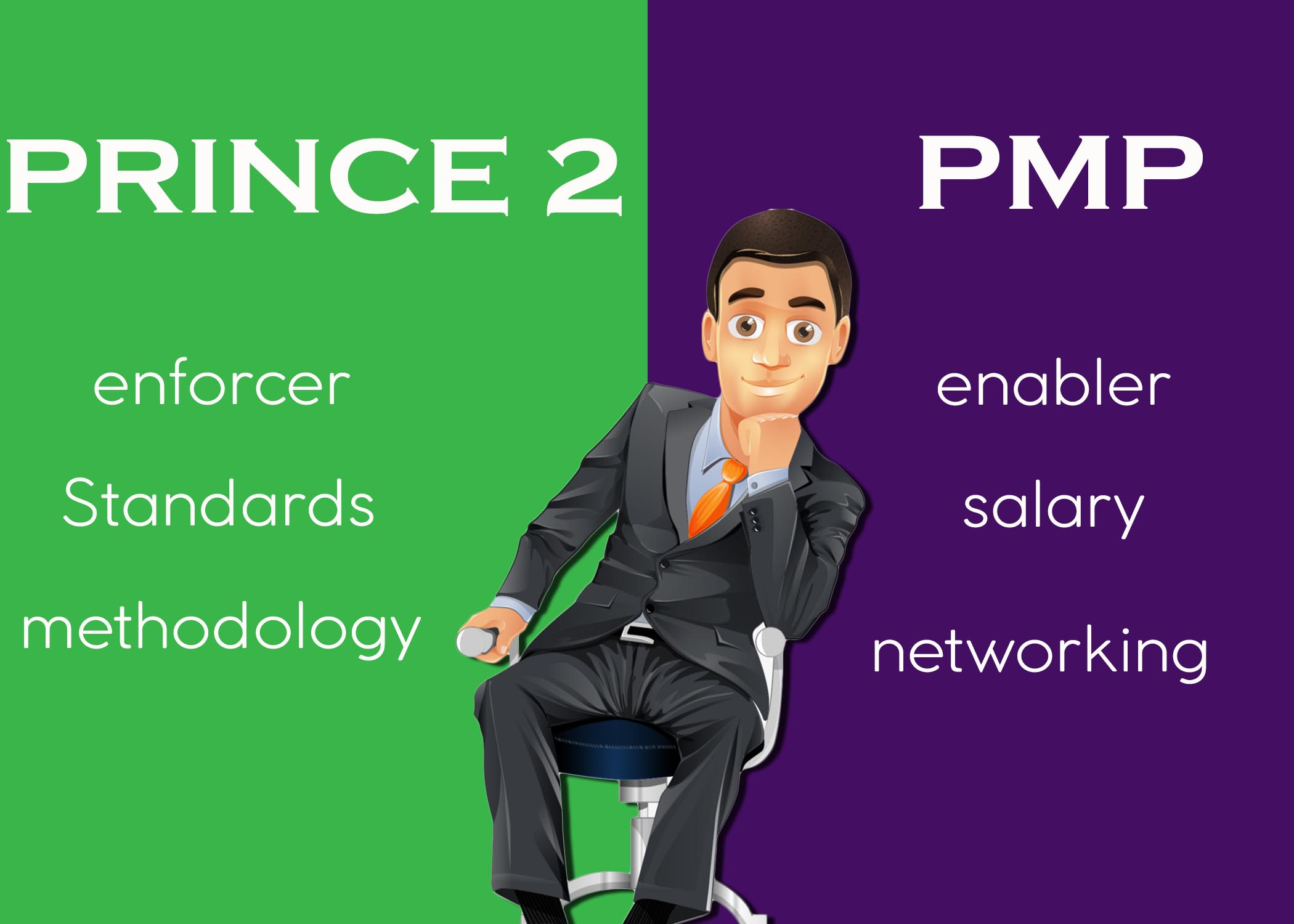 Prince 2 Or Pmp The Management Certificate Suitable For You
