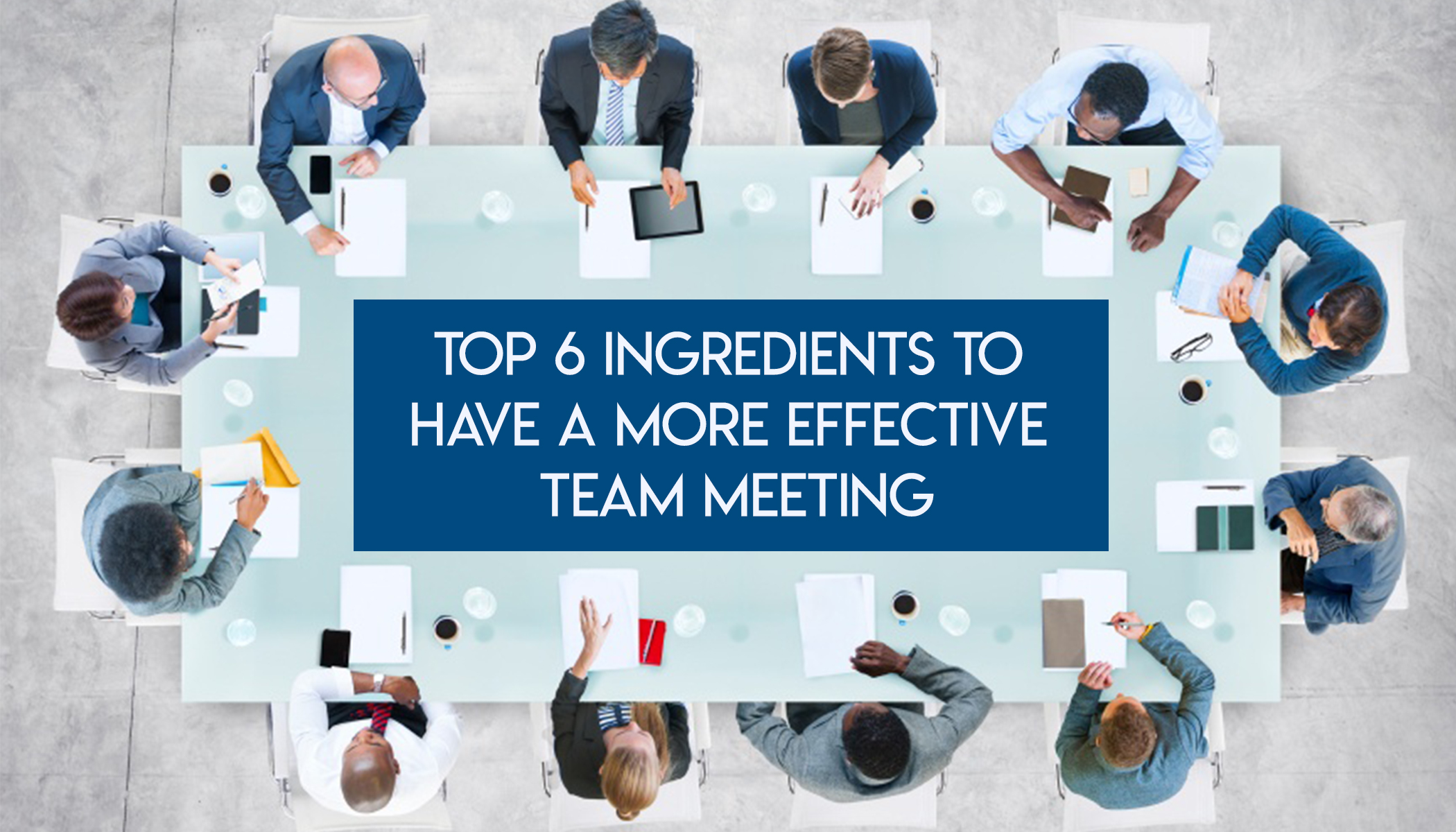 how to make project meetings effective